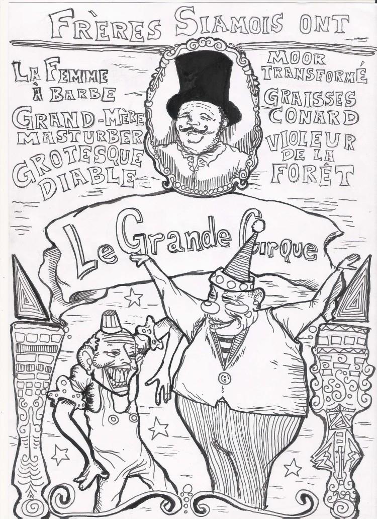 le grande cirque pb